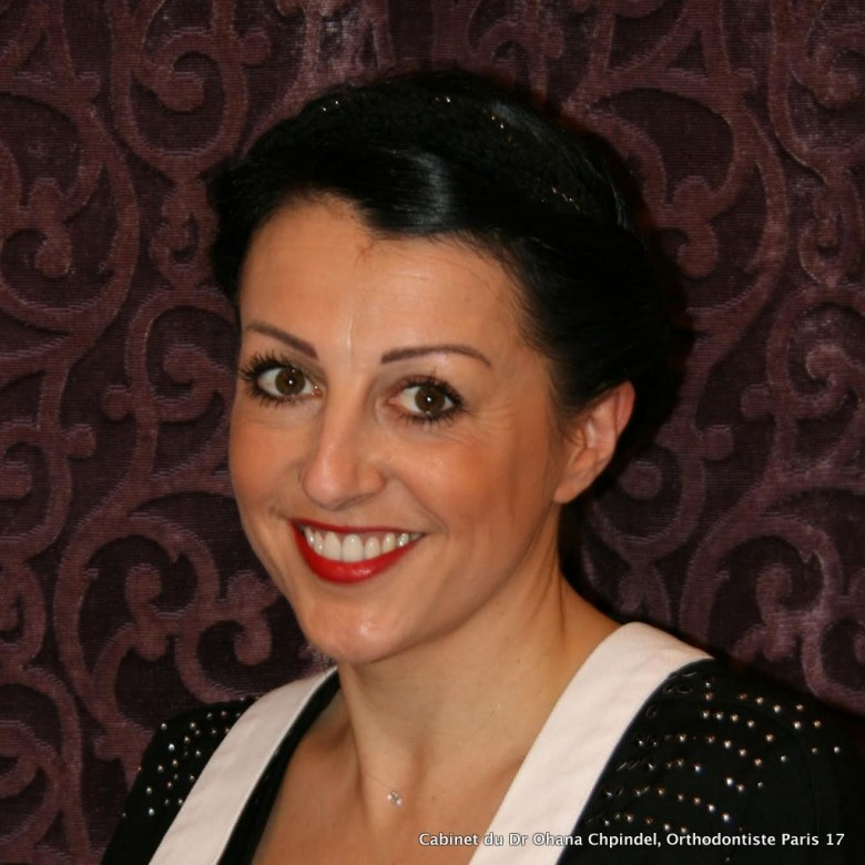 Florence assistante orthodontiste Paris 17